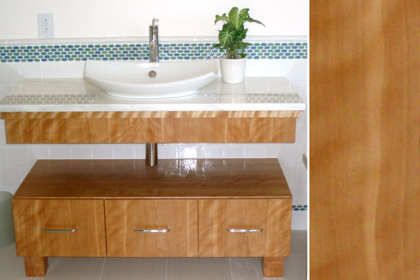 New Hampshire Interior Designers - Alice Williams Interiors - Bathroom Vanity - Bathroom Interior Design
