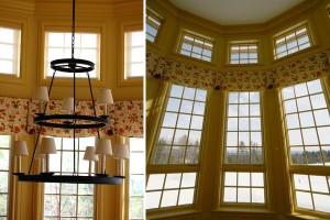 New Hampshire Interior Designers - Alice Williams Interiors - Breakfast Room Design - Interior Design