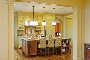 New Hampshire Interior Designers - Alice Williams Interiors - Kitchen Design - Kitchen Interior Design