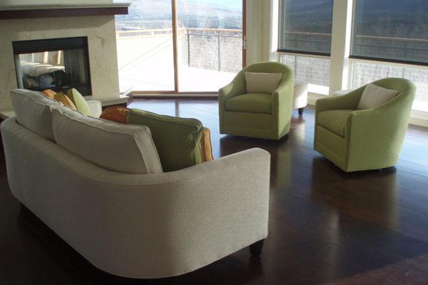 New Hampshire Interior Designers - Alice Williams Interiors - Living Room - Interior Design