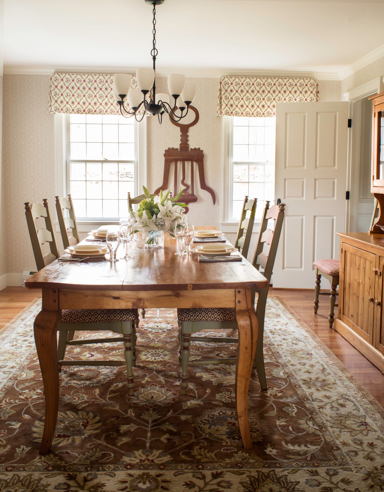Alice Williams Interiors Dining Spaces