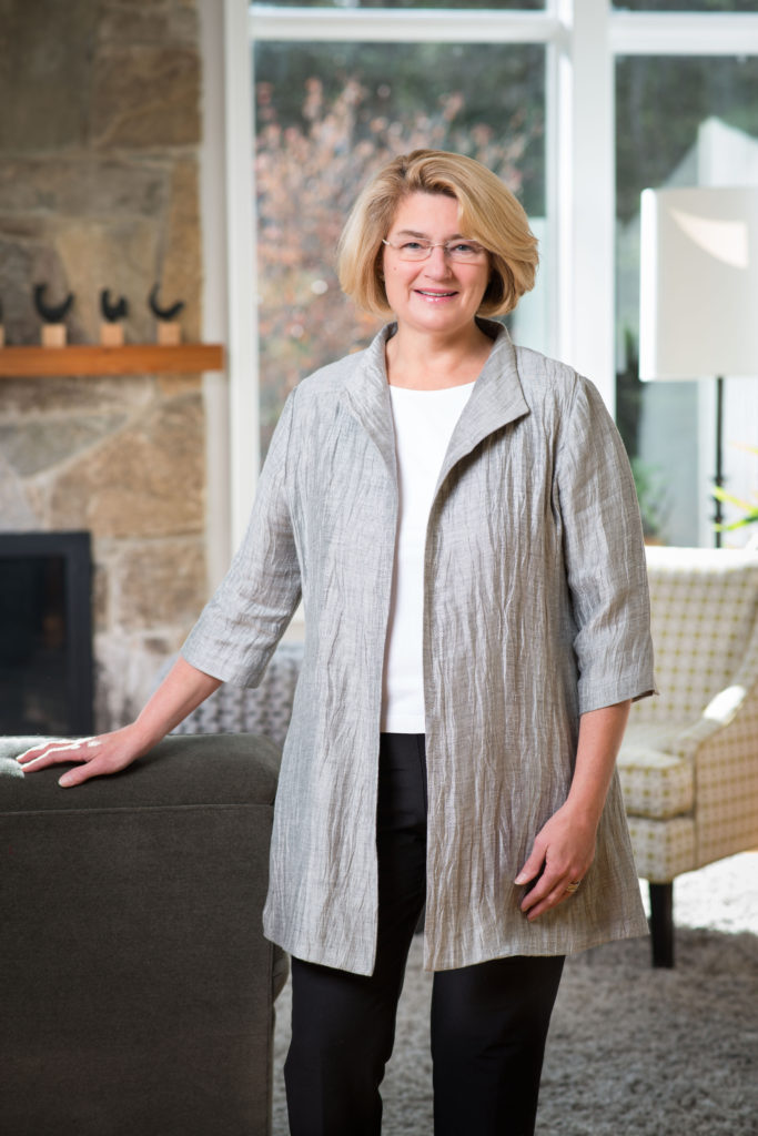 Alice Williams Interior Designer Portrait