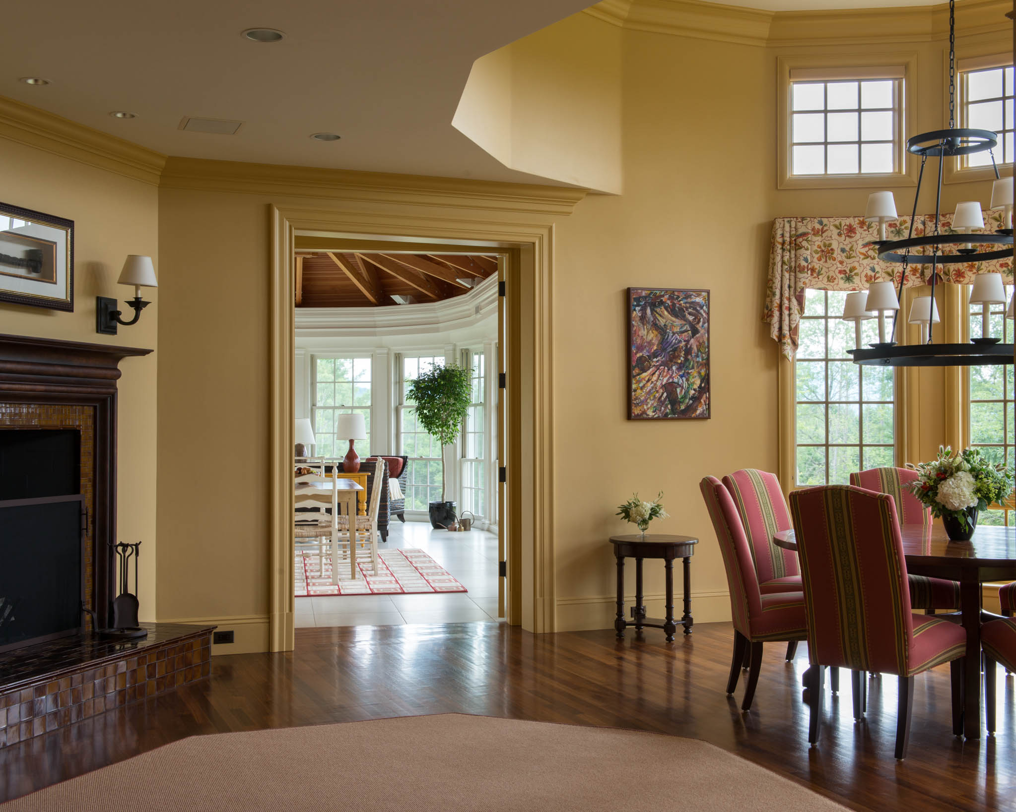 Dining New Hampshire Interior Designers Alice Williams  : JWH2220 from alicewilliamsinteriors.com size 2047 x 1637 jpeg 375kB